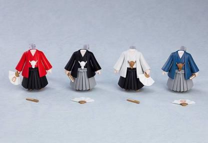 Nendoroid More: Dress Up Coming Of Age Ceremony Hakama, Nendoroid Lisäosat