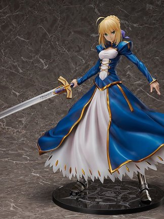 Fate/Grand Order - Saber/Altria Pendragon figuuri
