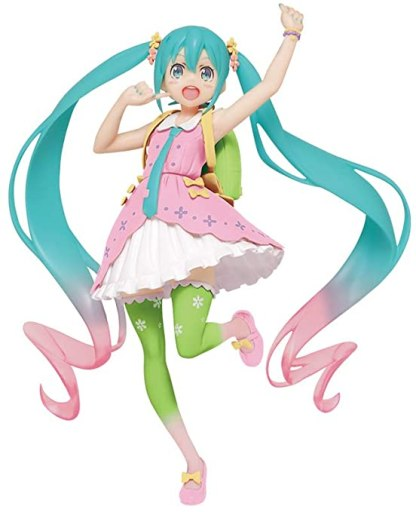 Hatsune Miku Spring Clothes ver figuuri