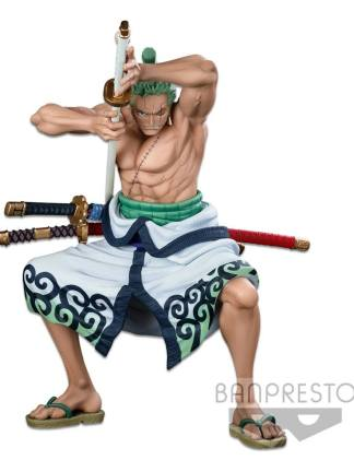 One Piece - Roronoa Zoro The Brush ver figuuri
