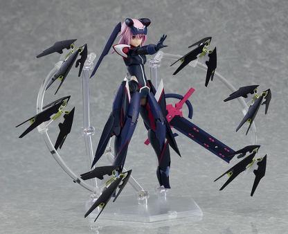 Alice Gear Aegis - Yotsuyu Hirasaka Figma [504]