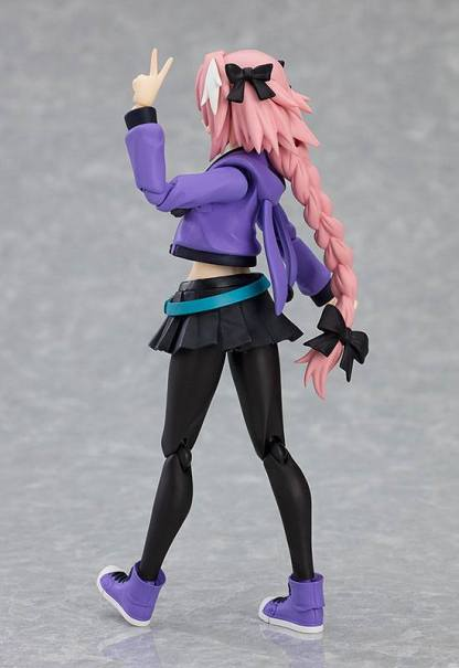 Fate/Apocrypha - Rider of Black Figma [493], Casual ver