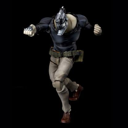No Guns Life - Inui Juzo Action Figure