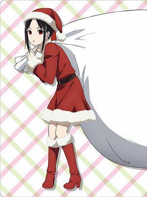 Kaguya-sama: Love is War - Kaguya Shinomiya Christmas ver kumimatto