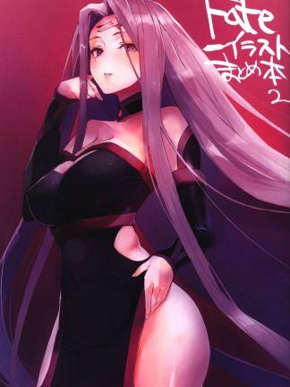 Fate/Grand Order - Fate Illustrations 2
