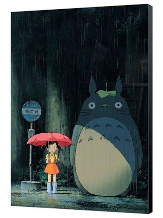 Studio Ghibli - My Neighbor Totoro Puutaulu