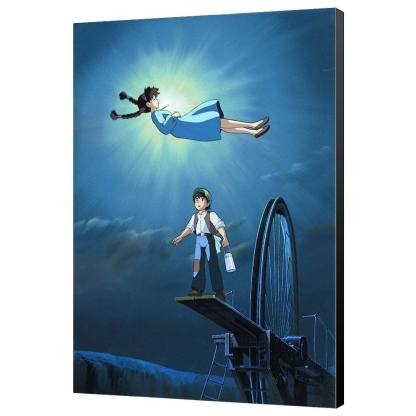 Studio Ghibli - Castle in the Sky Puutaulu