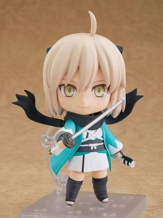 Fate/Grand Order - Saber/Okita Souji Nendoroid [1491-DX], Ascension ver