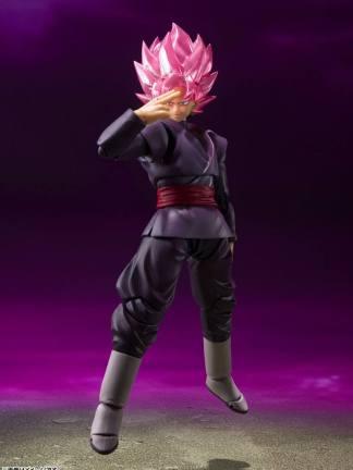 Dragon Ball - Super Saiyan Rose S.H. Figuarts figuuri