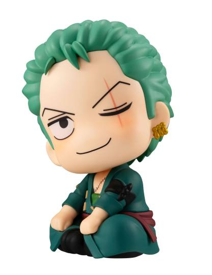 One Piece Rorona Zoro Look Up figuuri