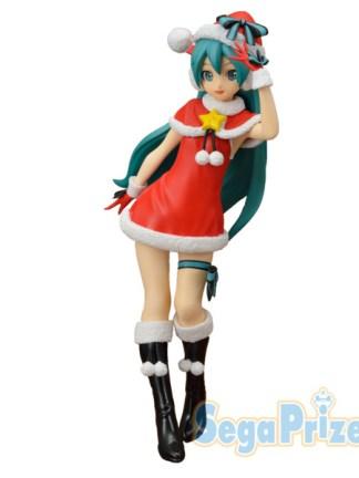 Hatsune Miku Christmas figuuri