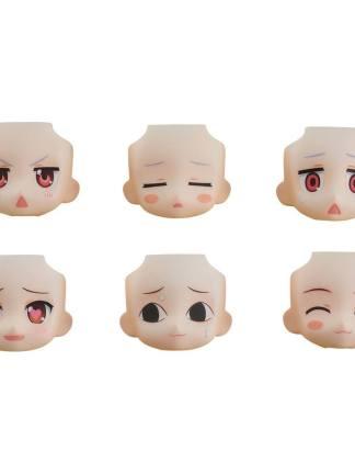Non Non Biyori Face Swap Nendoroid More, vaihtokasvot