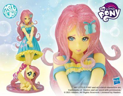 My Little Pony - Fluttershy Limited Edition figuuri