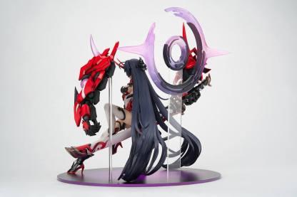 Honkai Impact - Herrscher of Thunder Expanded Edition figuuri