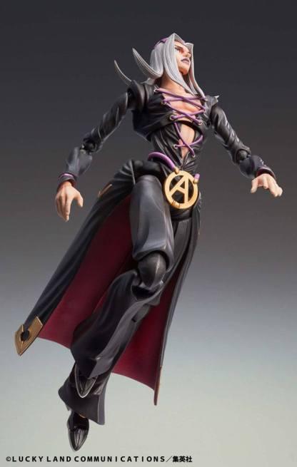 JoJo's Bizarre Adventure - Leone Abbacchio Super Action Figure