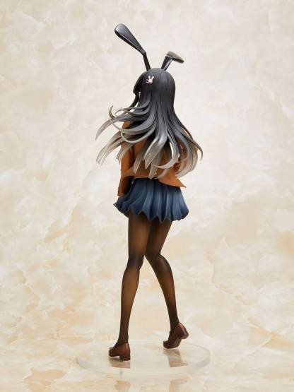 Aobuta: Rascal Does Not Dream of Bunny Girl Senpai - Mai Sakurajima Uniform Bunny ver figuuri