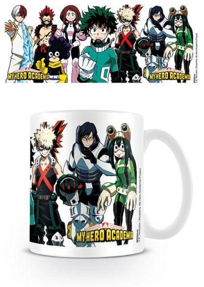 Boku no Hero Academia: My Hero Academia Costumed Heroes Muki