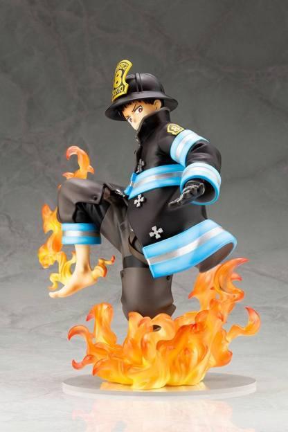 Fire Force - Shinra Kusakabe figuuri, Bonus Edition