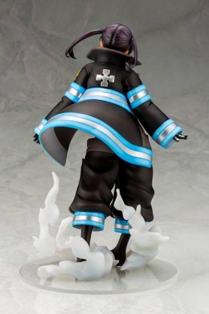 Fire Force - Tamaki Kotatsu figuuri, Bonus Edition Uusi 1/8 scale Valmistaja Kotobukiya, ARTFXJ -sarja