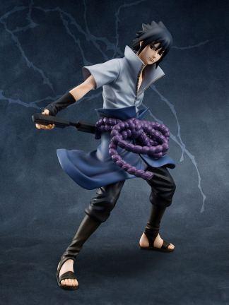 Naruto Shippuuden - Sasuke Uchiha figuuri