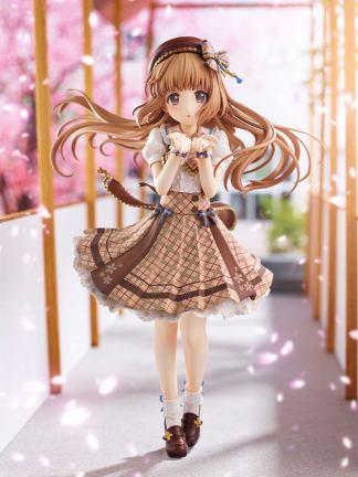 Idolmaster Cinderella Girls - Yoshino Yorita figuuri (Harube to sakuya)