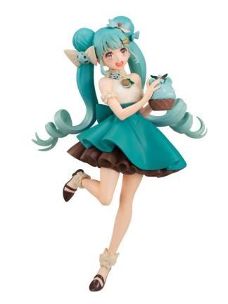 Hatsune Miku Sweet Sweets Chocolate Mint figuuri