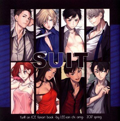 Yuri!!! on Ice - SUIT, Doujin