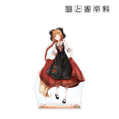 Spice and Wolf - Holo Alsatian Folk Costume ver Akryylihahmo