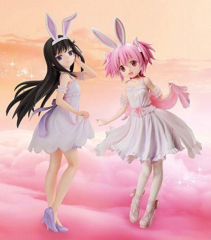 Puella Magi Madoka Magica The Movie -Rebellion- - Homura Akemi Rabbit Ears ver figuuri
