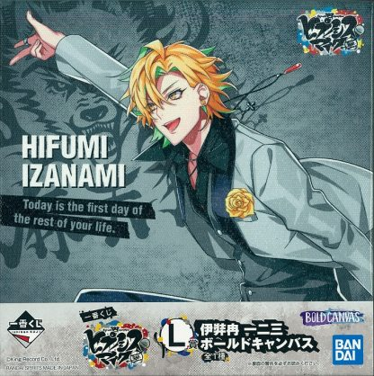 Hypnosis Mic: Division Rap Battle - Hifumi Izanami Bold Canvas