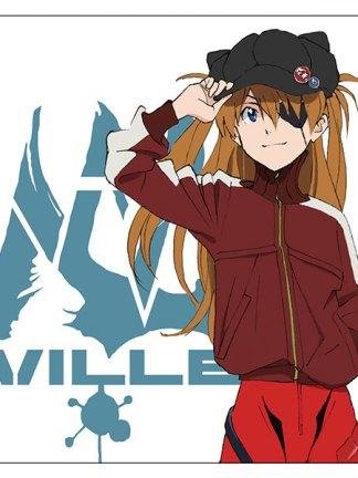 Evangelion - Asuka Langley Tyynyliina