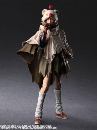 Final Fantasy VII Remake - Yuffie Kisaragi Play Arts Kai figuuri