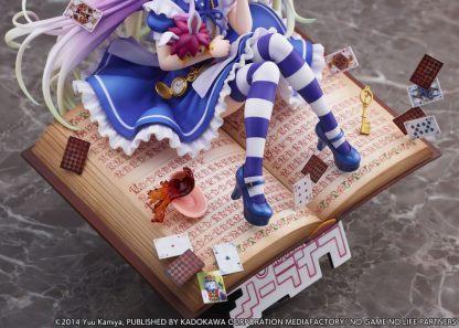 No Game No Life - Shiro Alice in Wonderland ver figuuri