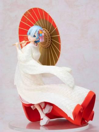 Re:Zero - Rem Shiromuku ver figuuri