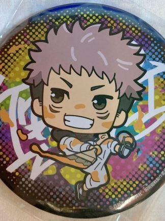 Jujutsu Kaisen - Yuji Itadori Graffiti pinssi