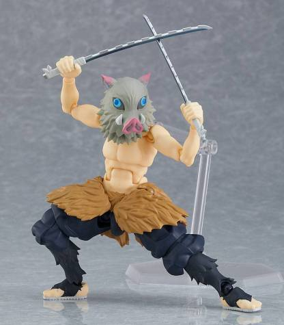 Kimetsu no Yaiba: Demon Slayer - Inosuke Hashibira Figma [533-DX]