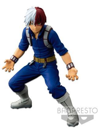 My Hero Academia: Boku no Hero Academia - Shoto Todoroki figuuri