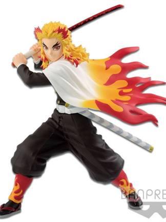 Kimetsu no Yaiba: Demon Slayer - Kyojuro Rengoku figuuri.
