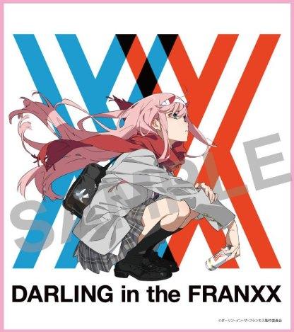 Darling in the Franxx - Zero Two School Uniform ver figuuri