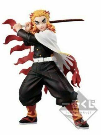 Kimetsu no Yaiba: Demon Slayer - Kyojuro Rengoku Ichibansho figuuri