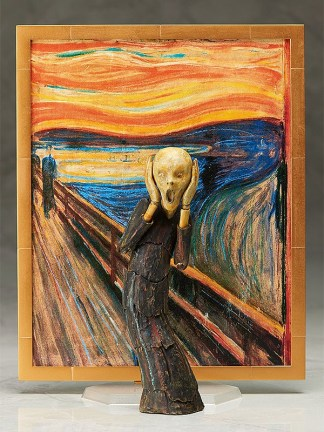 The Table Museum - The Scream Figma [SP-086]