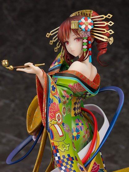 Vocaloid - Kasane Teto Yoshiwara Lament ver figuuri