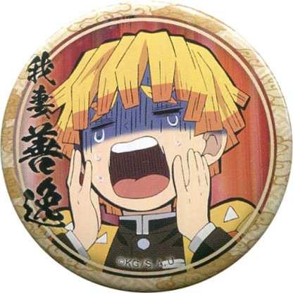 Kimetsu no Yaiba: Demon Slayer - Zenitsu pinssi (screaming)