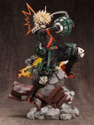 My Hero Academia - Katsuki Bakugo ver 2 figuuri, Bonus Edition