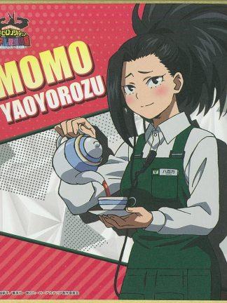 My Hero Academia - Momo Yaoyorozu Shikishi