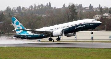 Rusya 'Boeing 737 Max' Tipi Uçaklara Hava Sahasını Kapattı