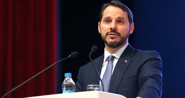Hazine ve Maliye Bakanı Albayrak Yeni Reform Paketini 10 Nisan'da Açıklayacak