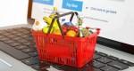 Sofralar, online gıda alışverişleriyle donatıldı