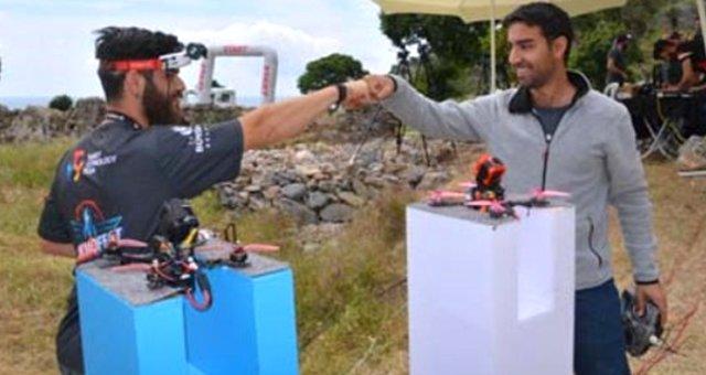 Teknofest Heyecanı, Türkiye Drone Şampiyonası ile Start Aldı