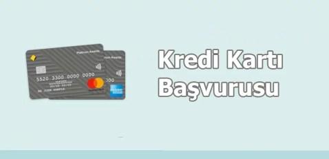 Kredi Karti Basvurusu